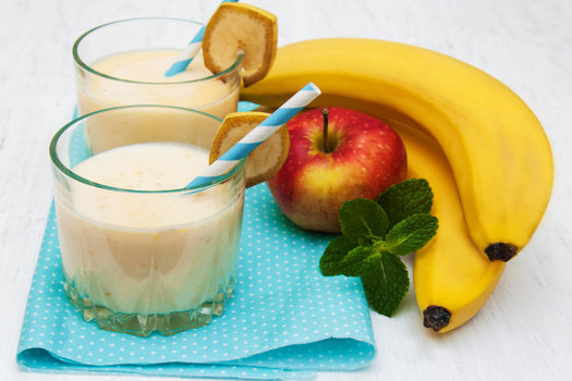 Amazing Banana Smoothie For Rapid Weight Loss